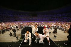 #BIGBANG and #iKON perform at 'a-nation' music festival in Japan http://www.allkpop.com/article/2016/08/big-bang-and-ikon-perform-at-a-nation-music-festival-in-japan