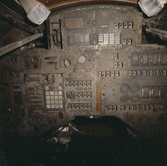 Apollo Space nasa, Space, Apollo space program, Apollo, Space crafts - The charred instrument panel of Apollo 1 - Apollo 1, Apollo Nasa, Moon Missions, Apollo Missions, Apollo Spacecraft, Science Fiction, Apollo Space Program, Nasa History, Space And Astronomy
