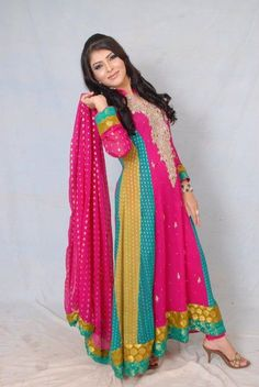 Pakistani dresses newest   Latest Pakistani Cloths Designs 2012
