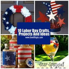 Free labor day clip art clipart happy labor day for Crafts for labor day