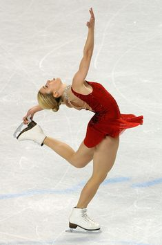 Ashley Wagner competes in the Championship Ladies Free Skate Program Competition during day 3 of the 2015 Prudential U.S. Figure Skating Championships at Greensboro Coliseum on January 24, 2015 in Greensboro, North Carolina. (January 23, 2015 - Source: Jared C. Tilton/Getty Images North America)