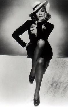 Style Icon: Marlene Dietrich - Story by ModCloth