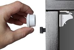 Premium Magnetic Child Safety Locks No Drill 8 Locks 2 keys for Baby Proofing Cabinets Drawers More Ideal Baby Shower Gift Free Bonus White ** Check this awesome product by going to the link at the image. Bathroom Cupboards, Bathroom Drawers, Baby Set, Baby Cabinet, Baby Proof Cabinets, Safety Latches, Magnetic Lock, Child Safety Locks, Childproofing