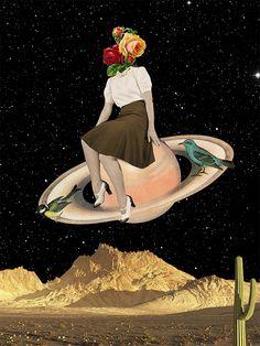 Saturno 2 por Marcelo Mantovani
