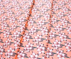 Art Gallery Fabrics Hello, Ollie Garden Grounds Dollop / Organic