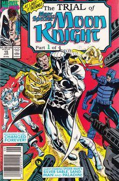 Marc Spector - Moon Knight #15