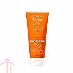 Avene SPF 30 Crema Alta Protección es un protector solar que aporta una alta protección ante la radiación solar en cualquier tipo de pieles, favoreciendo así la prevención de problemas de la piel y un bonito bronceado. http://tfarmacia.com/avene-spf-30-leche-alta-proteccion-100-ml.html