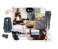 """Beside you"" by foreversweetie ❤ liked on Polyvore featuring art"