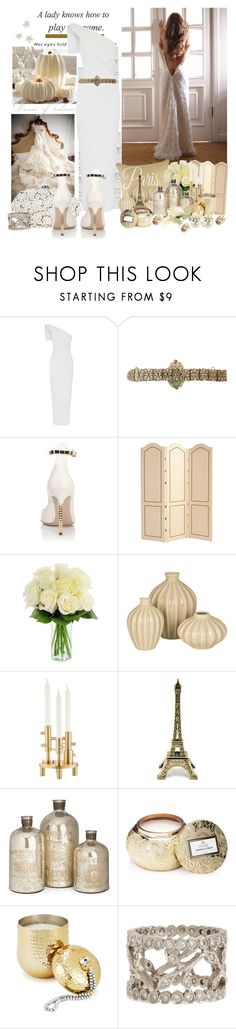 """Untitled #505"" by moni4e ❤ liked on Polyvore featuring McGinn, Valentino, Ballard Designs, Broste Copenhagen, Fritz Hansen, Home Decorators Collection, Voluspa, Two's Company, Cathy Waterman and Mawi"
