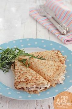 Recipes with chicken - recetas . Dairy Free Recipes, Gourmet Recipes, Healthy Recipes, Gluten Free, Easy Cooking, Cooking Time, Pollo Chicken, Crepe Recipes, International Recipes