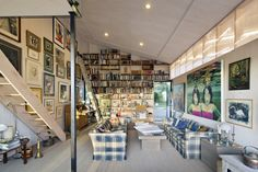 Gallery of Artist Studio in Sonoma / Mork-Ulnes Architects - 4