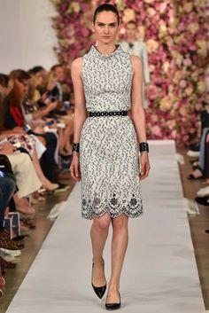 Oscar de la Renta Lente/Zomer 2015 (18)  - Shows - Fashion