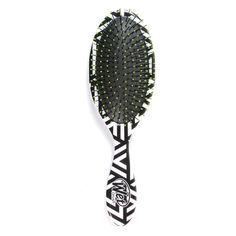 Wet Brush Triangle Hipster Detangler Brush, Clrs Wet Brush, Hair Brush, Breaking Hair, Detangling Brush, Rubber Bands, Triangles, Healthy Hair, Hair Care, Hipster