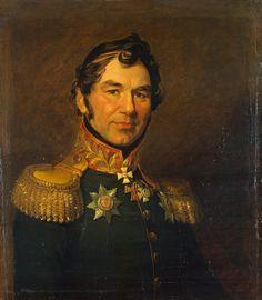 Доу, Джордж - Портрет Максима Федоровича Ставицкого