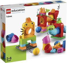 De nieuwste DUPLO buizen set van LEGO Education Lego Duplo, Van Lego, Legos, Tweety, Wooden Toys, Character, Young Children, Lego Duplo Table, Wooden Toy Plans