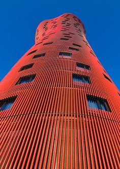 Hotel Santos Porta Fira, Torres Fira, Barcelona, Spain, Toyo Ito