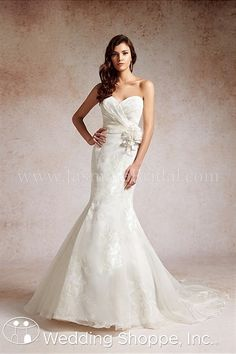 Bridal Gowns Jasmine  T152058 Bridal Gown Image 1