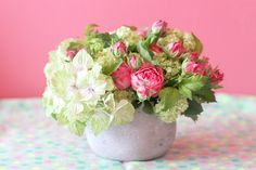 Roses-By-Claire-Bouquet-Pink