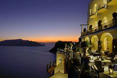Caesar Augustus Hotel - Anacapri, Italy - Exclusive 5 Star Luxury Hotel