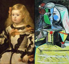 Picasso et les maîtres - Le blog à partager