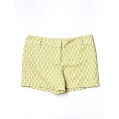 Pre-owned Ann Taylor LOFT Dressy Shorts (57 RON) ❤ liked on Polyvore featuring shorts, wild willow and dressy shorts