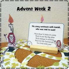 Advent+ring+(part+2)+-+papercraft+#Jesuswithoutlanguage