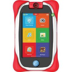 The Nabi Jr. 8 GB is a fully featured Android tablet made just for kids. This bundle includes the tablet, a tablet bumper to protect against drops, a stylus, the Kindabi Letter Pack, a protective case and a care kit. Best Tablet For Kids, Kids Tablet, Nick Jr, Real Moms, Multi Touch, Best Phone, Cool Things To Buy, Stuff To Buy, Kisses