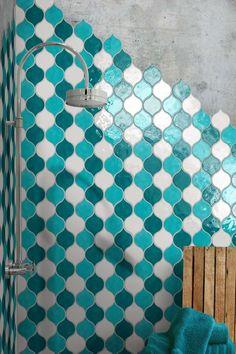 Sardinia - Cerasarda Gym Interior, Interior Design, Beach House Bathroom, New Bathroom Ideas, Master Bath Remodel, Tile Installation, Next At Home, Decoration, Sweet Home