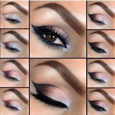 Shimmering cat eye