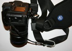 Use a camera strap or sling? Add extra security and peace of mind with a Safety Tether from Indigo Marble