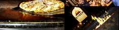 Love the fire grilled pizza. I love the Blueberry Pizza with a Wachusett Blueberry Beer.