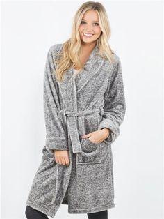 Liv & Piper Marled Robe
