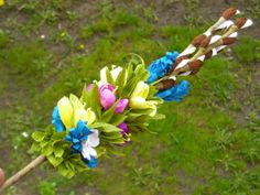 palma Paper Flowers, Diy And Crafts, Projects To Try, Easter, Plants, Backyards, Bible Quotes, Blessings, Beauty