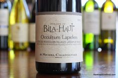 The Reverse Wine Snob: Warming Winter Reds Wine #7 - M. Chapoutier Domaine de Bila-Haut Occultum Lapidem 2012. A hidden gem from Cotes du Roussillon Villages Latour de France revealed. Saturday Splurge. http://www.reversewinesnob.com/2015/02/domaine-de-bila-haut-occultum-lapidem.html