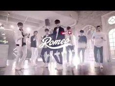 ROMEO_TARGET_M/V(DANCE Ver.) - YouTube