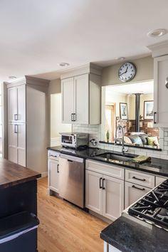 Bathroom Renovations, Home Remodeling, Bathroom Remodeling, Home Design, Design Ideas, Transitional Kitchen, Modern Kitchen Design, Kitchen Cabinets, Interiordesign