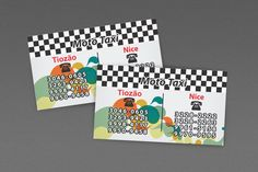 Cartão Moto Taxi