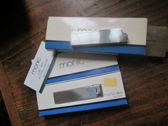 MONIC LIGHTER WITH SILVER COVER NOS