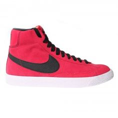 nike blazer low fuchsia trainers hate