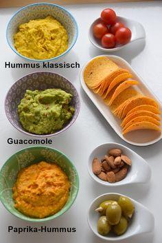 Hummus und Guacamole, die Klassiker zum Sattwerden für Zwischendurch, als Dip und als Topping lecker. Und hier ist das Rezept http://wolkenfeeskuechenwerkstatt.blogspot.de/2016/01/hummus-und-guacamole-die-klassiker-zum.html