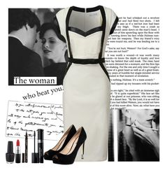 Irene Adler aka The Woman by its-just-juli on Polyvore featuring polyvore, fashion, style, Dorothy Perkins, GUESS, Christian Dior, Smith & Cult, OPI and clothing