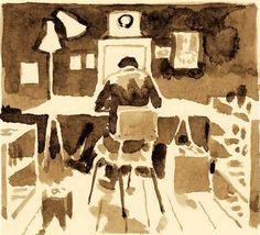 Quelques nouvelles sur mes projets. Je viens de terminer un livre jeunesse avec Benoit Preteseille. A paraître très bientôt, infos à suivre. Et maintenant je me lance dans un nouveau projet qui questionnera la lenteur, la création, la solitude. Va falloir...
