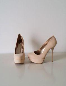 In the Nude High Heels