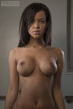 Black breast nude