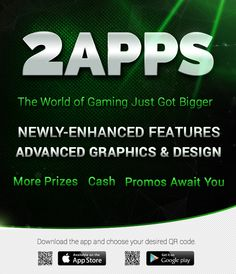 Gaming just got even bigger & bigger here at 2play. Download the app now!