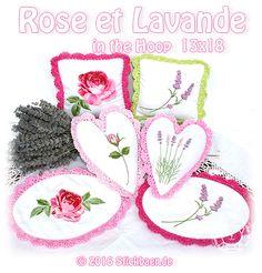 Rose et Lavande ITH