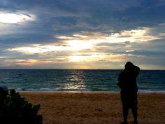 sunset at Salibungot Beach #projectJomalig #wave6 #silhouette