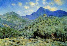 Monet valley-bouna-near-bordighera