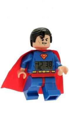 Réveil Lego Superman