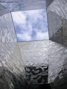 The Forum Building -  Barcelona, Herzog & de Meuron